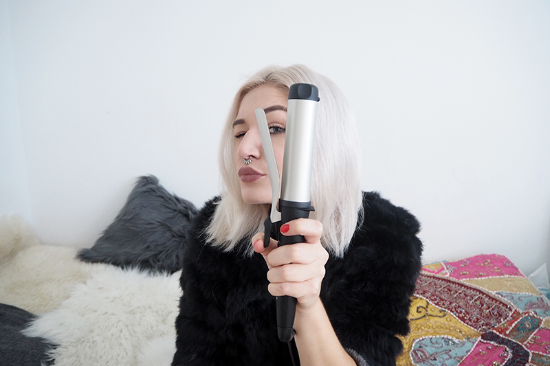 Beauty-Fashion-Blog-Review-Post-Ikoo-Brush-Tangle Teezer-Remington-Remington Hair Curler-Lockenstab-Beauty Post-review-New In-Haul-Longbob-Tutorial-Aussie-Hair Oil-Öl-Haaröl