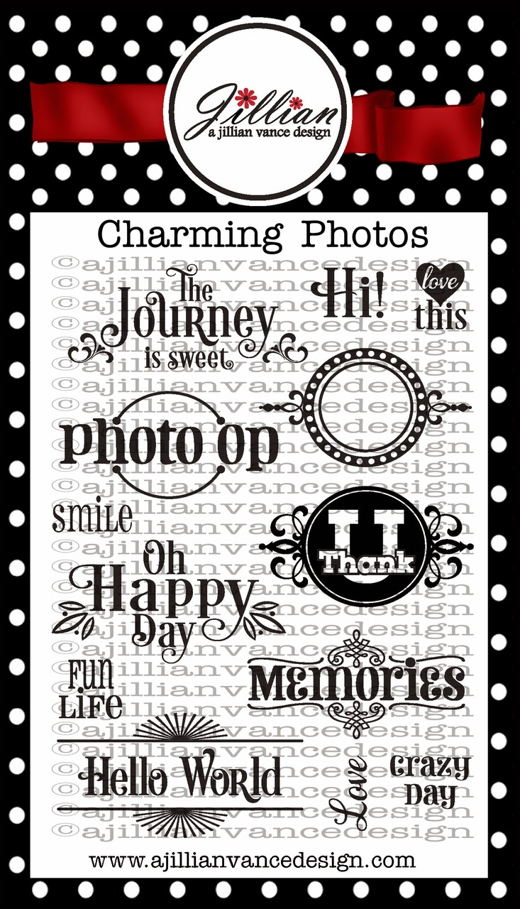 Charming Photo and Die Set