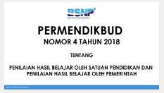 Permendikbud Nomor 4 Tahun 2018-http://www.librarypendidikan.com