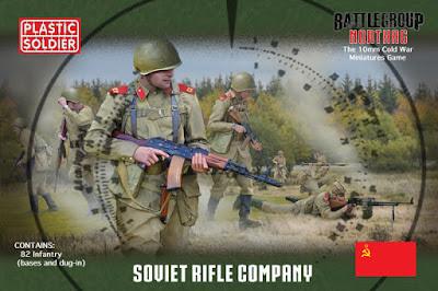 Soviet Rifle Company