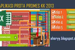 Gratis Aplikasi 2017 Prota Promes Kelas 4 SD Format Microsoft Excel