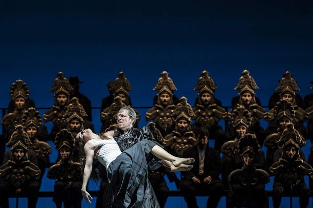 Verdi: Les vêpres siciliennes - Giorgio Caoduro - Welsh National Opera (Photo Johan Person)