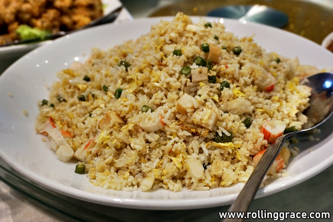 Putrajaya Seafood Restaurant Menu