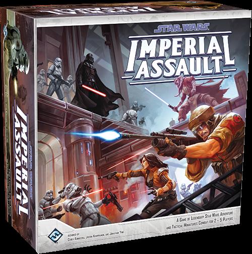 Star Wars asalto imperial