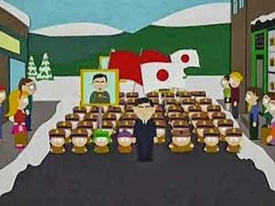 Immagine dal cartone South Park relativo ai Chinpokomon