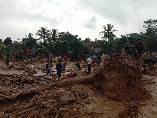 Bencana Longsor di Bogor Telan Satu Korban Jiwa