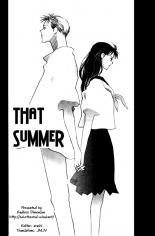 That Summer Manga