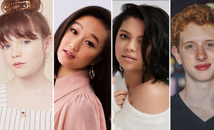 And Just Like That - Cathy Ang, Niall Cunningham, Alexa Swinton And Cree Cicchino Join Cast