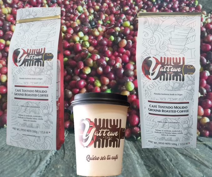 YATTEWE: CAFÉ 100% COLOMBIANO PARA EL MUNDO
