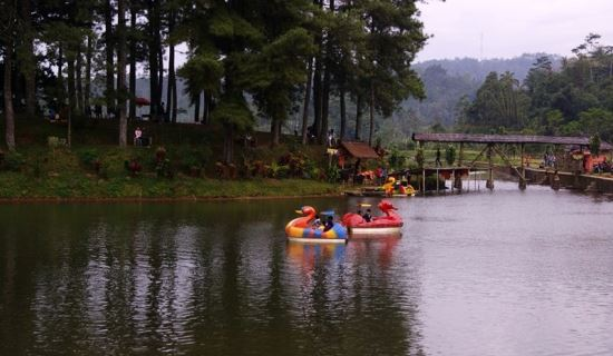 Situ Wanayasa tempat wisata di purwakarta