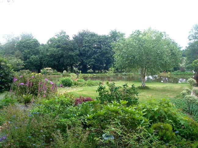 balades en vendee le jardin d 39 hortense saint julien des landes 1. Black Bedroom Furniture Sets. Home Design Ideas
