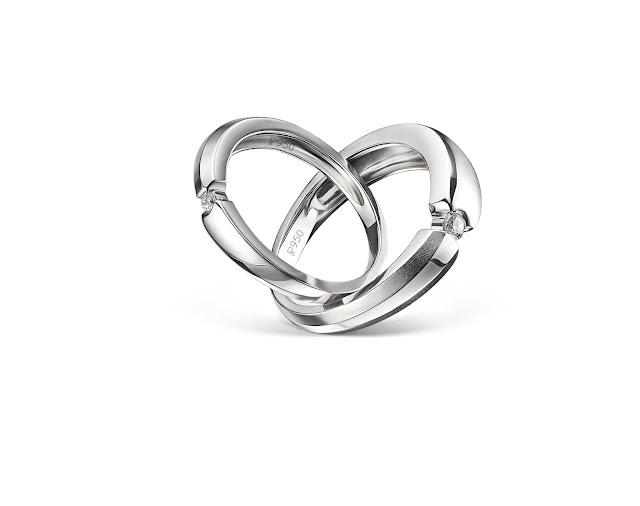 This Valentine's Day embark on an eternal love story with a range of timeless Platinum love bands