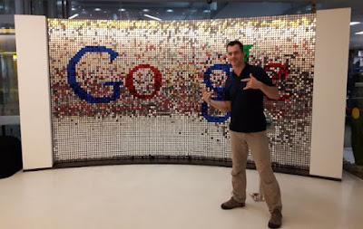 Google - Corporate Self-Defence Seminar (2016)