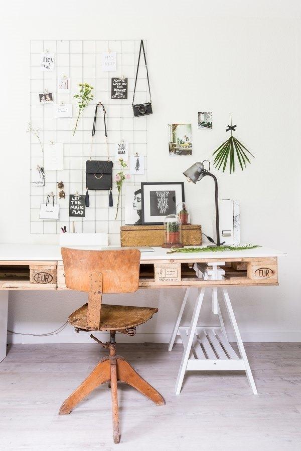 6 modi per creare un elegante piccolo ufficio in casa
