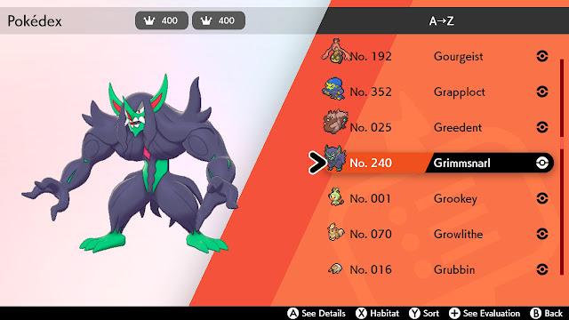 Should you buy Pokemon Sword and Shield Grimmsnarl