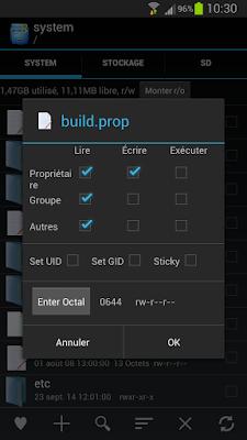 تطبيق Root Explorer [Paid] للأندرويد