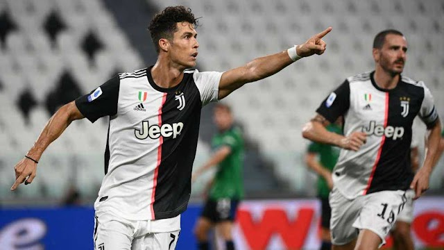 'Ronaldo is ready to perform another miracle'- Szczesny sounds warning to Juventus Champions League rivals.