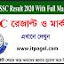 SSC | Dakhil | Equivalent Result 2020 with MarkSheet