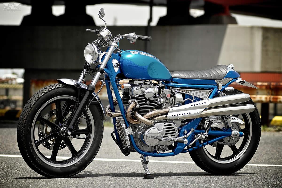 Racing Cafè: Yamaha XS 650 Special by Motor Rock