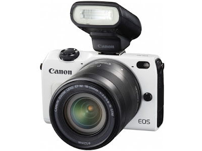 Canon EOS M2 DSLR Firmware最新ドライバーをダウンロードします
