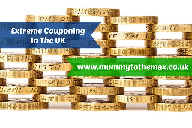 Extreme couponing uk