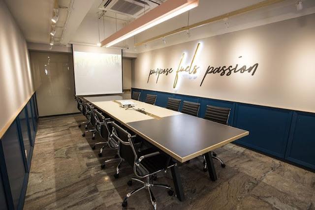 Ruang meeting GoWork