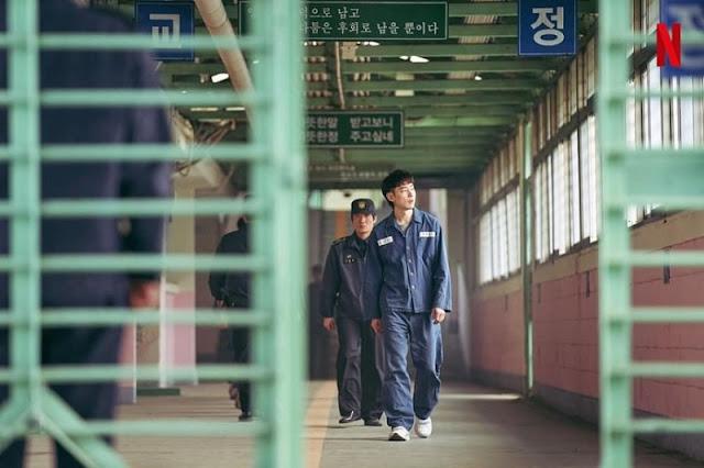 Lee Je Hoon dalam sinopsis drama Move to Heaven