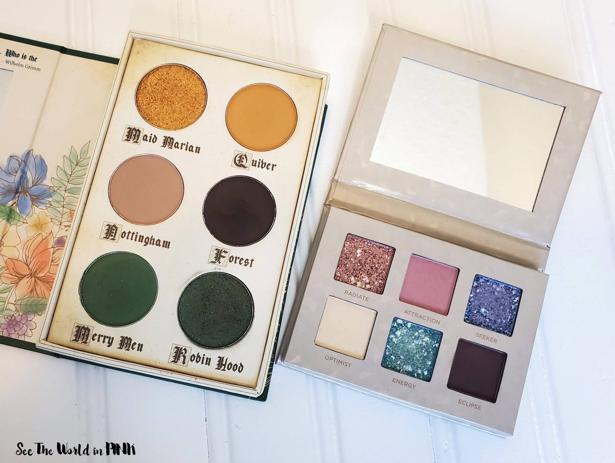 Ranking All The Eyeshadow Palettes I Tried In 2020!