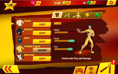 Bruce Lee Enter The Game APK  - Akozo.Net