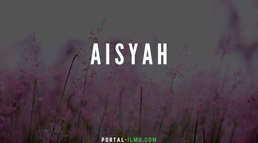 Aisyah Sang Istri Nabi