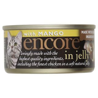 CHEAPEST in UK Encore Cat Food Tin Chicken with Mango, 70 g, Pack of 18 – £13.50 (£10.71)