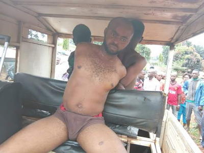 Nsukka Notorious thief