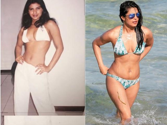 Throwback Bikini Pic Of Priyanka Chopra When She Was 19: Hot