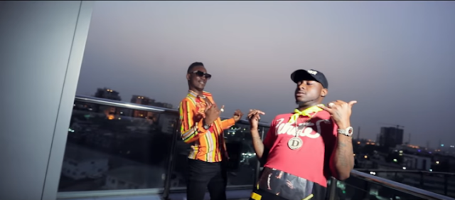 VIDEO: Dammy Krane ft. Davido x Shatta Wale – Gbetiti