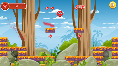 Jungle Red Ball World - Buildbox Bbdoc 64bit - 7