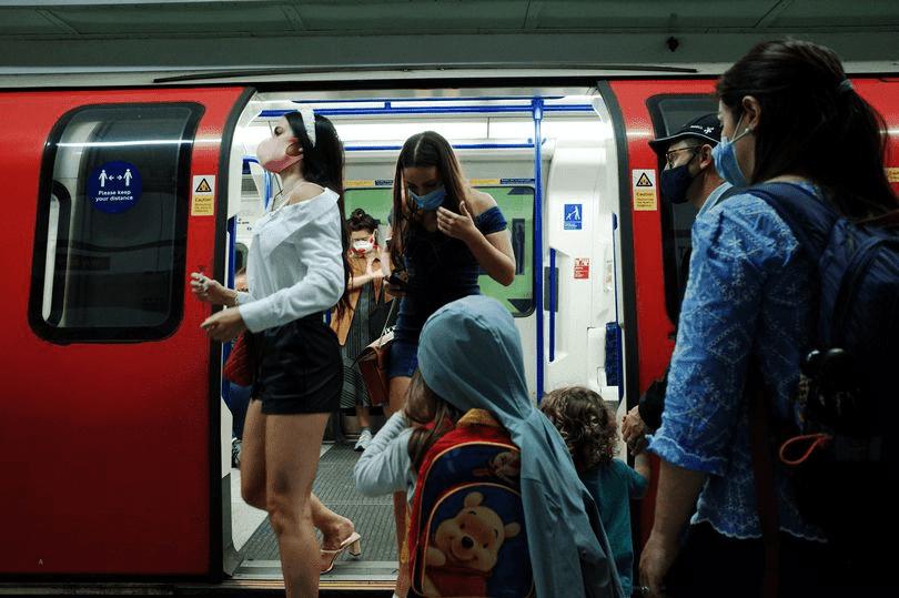 Londres cuando finalice el lockdown - Bloqueo duro