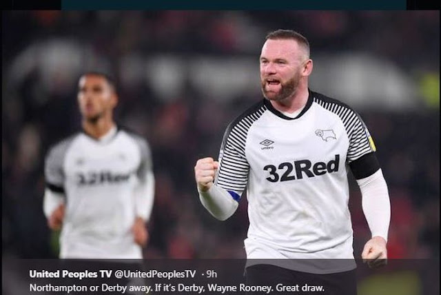 Wayne Rooney from Legend Becomes the Enemy for a Moment