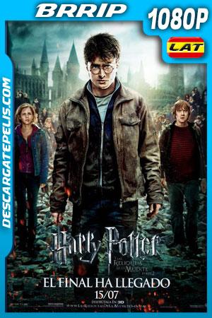 Harry Potter y las reliquias de la muerte Parte 2 (2011) 1080p BRrip Latino – Ingles
