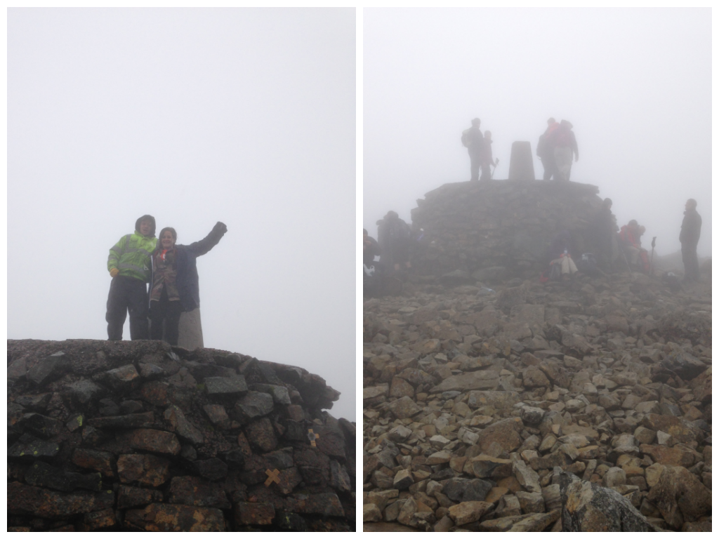 The Ben Nevis Summit