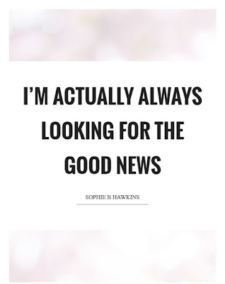 Hearing Good News Quotes