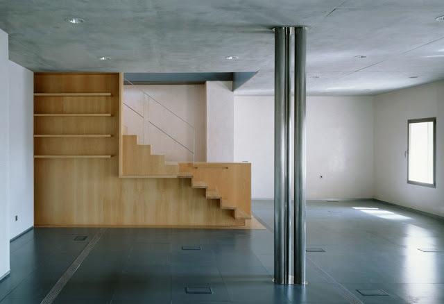 Escaleras de madera a medida espacios en madera - Escaleras a medida ...