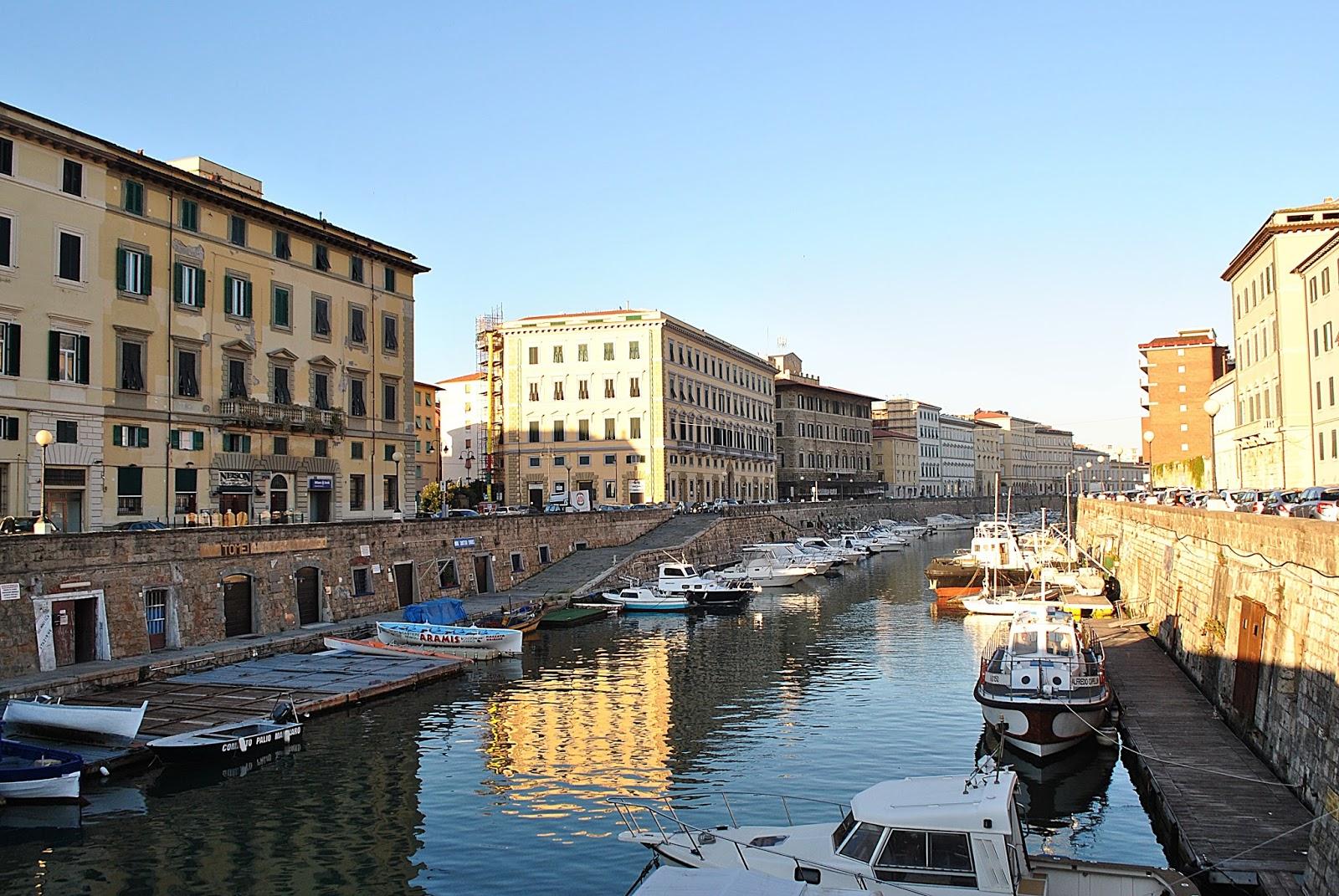 POMYSŁ NA WEEKEND - WYPAD DO WŁOCH - Livorno