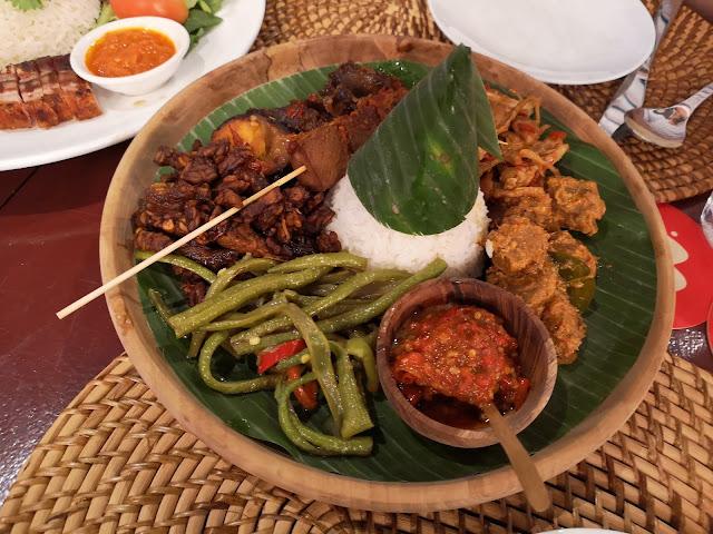 Balinese Mixed Rice