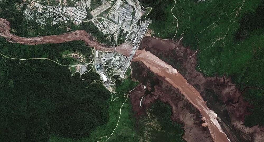 إثيوبيا تعلن اكتمال بناء 79% من سد النهضة