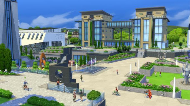 The Sims 4 Discover University is an addition to the Sims 4 real-time management life simulator.