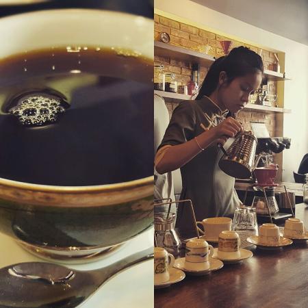 Đến Shin Coffee để thưởng thức một ly cà phê đúng nghĩa
