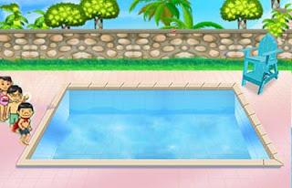 لغز المسبح