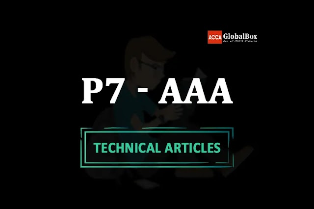 P7 - (AAA) - 2021 | ALL in One Technical Articles