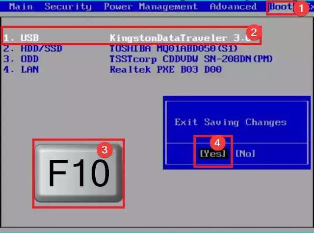 تثبيت ويندوز 11 على الكمبيوتر مع نظام ويندوز 10