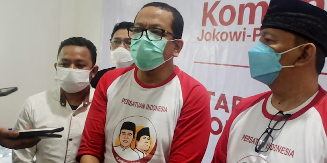 Hindari Polarisasi 2024, M. Qodari: Pasangan Jokowi-Prabowo Adalah Jawaban
